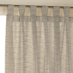 como hacer cortinas con tiras