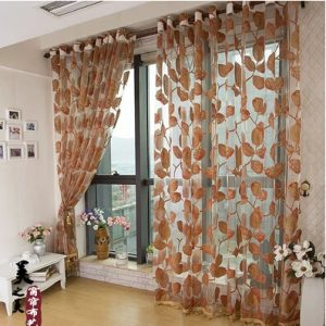 como hacer cortinas modernas para sala