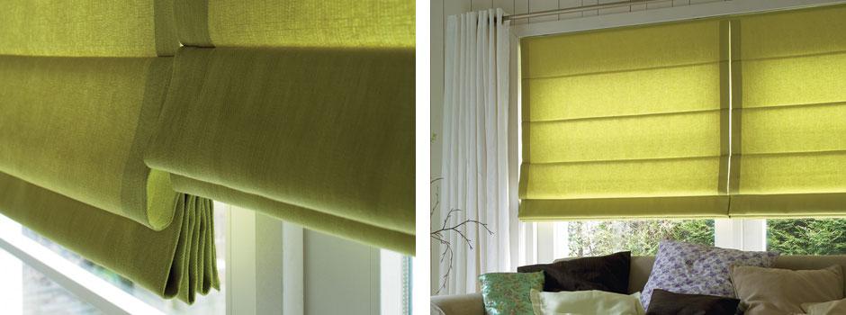 Como hacer cortinas romanas de manera tradicional - Como hacer cortinas ...