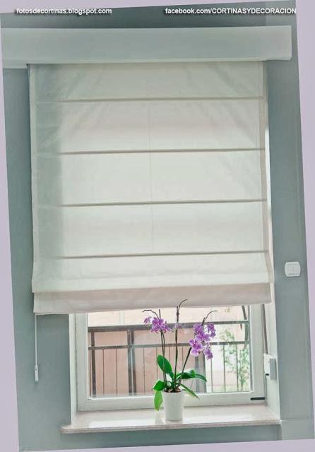 C mo hacer cortinas enrollables caseras para cualquier ambiente - Como coser cortinas paso a paso ...