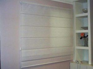 Cómo hacer cortinas enrollables caseras