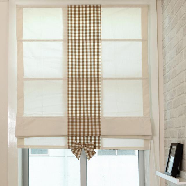 c mo hacer cortinas enrollables caseras para cualquier