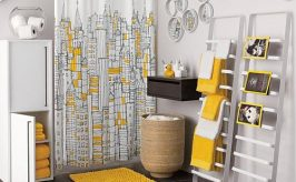 Como hacer cortinas de baño, sencillas y con pocos materiales.