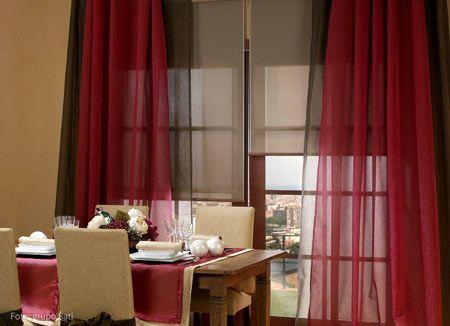Como hacer cortinas modernas paso a paso f cilmente for Cortinas y visillos salon