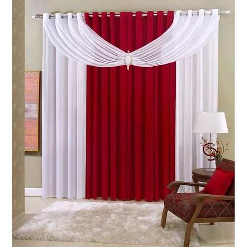 Como hacer cortinas modernas paso a paso f cilmente - Cortinas para el hogar modernas ...