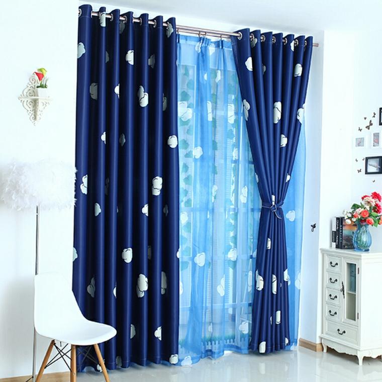 Como hacer cortinas para habitacion de ni os varones for Cortinas de habitacion
