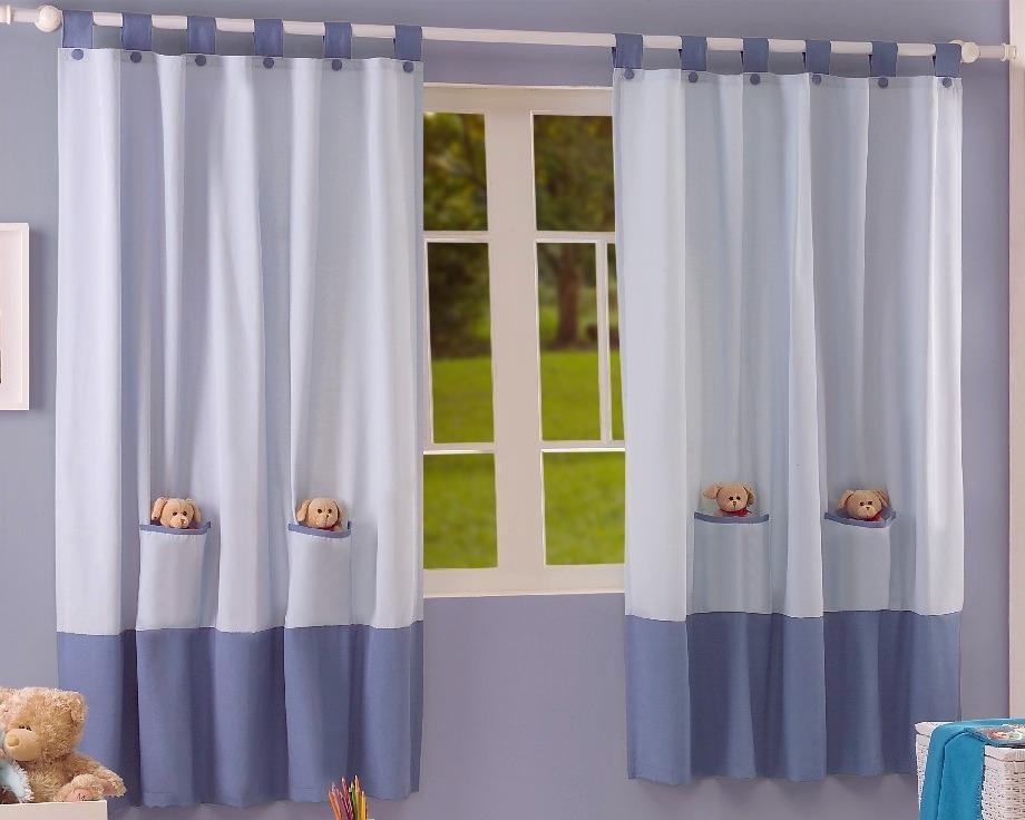 Como hacer cortinas para habitacion de ni os varones - Cortinas originales para dormitorio ...