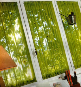 Como hacer visillos rom nticos f cilmente en casa - Preparar algo romantico en casa ...