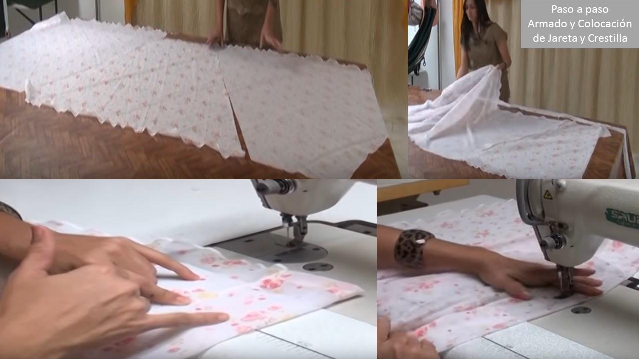 Como hacer cenefas para cortinas de sala en diferenes modelos for Como hacer cortinas corredizas