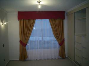 Como hacer cenefas acolchadas para decorar cualquier for Como hacer cortinas para comedor