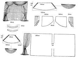 como hacer cenefas drapeadas 4