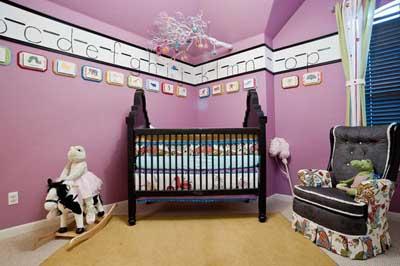 Como hacer cenefas infantiles, para decorar la habitación de tu bebe