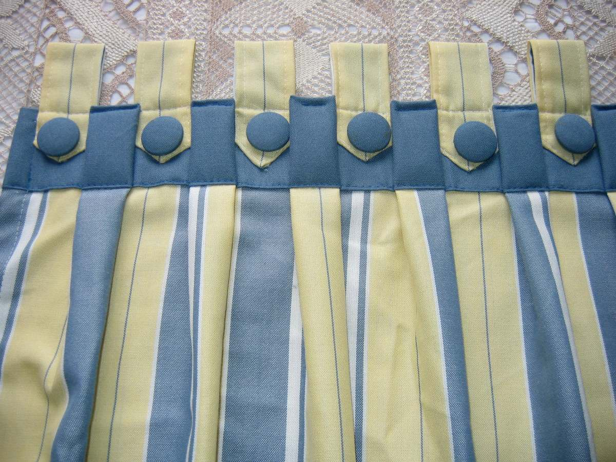 Como coser cortinas pictures to pin on pinterest pinsdaddy - Como hacer cortinas ...