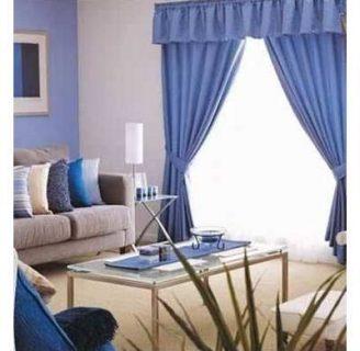 Como hacer cortinas con cenefa, sin mucha complicación.