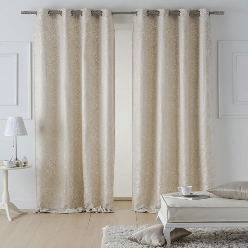como hacer cortinas con ojales muy sencillas y f ciles