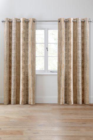 Como hacer cortinas con ojales muy sencillas y f ciles for Cortinas ojales baratas