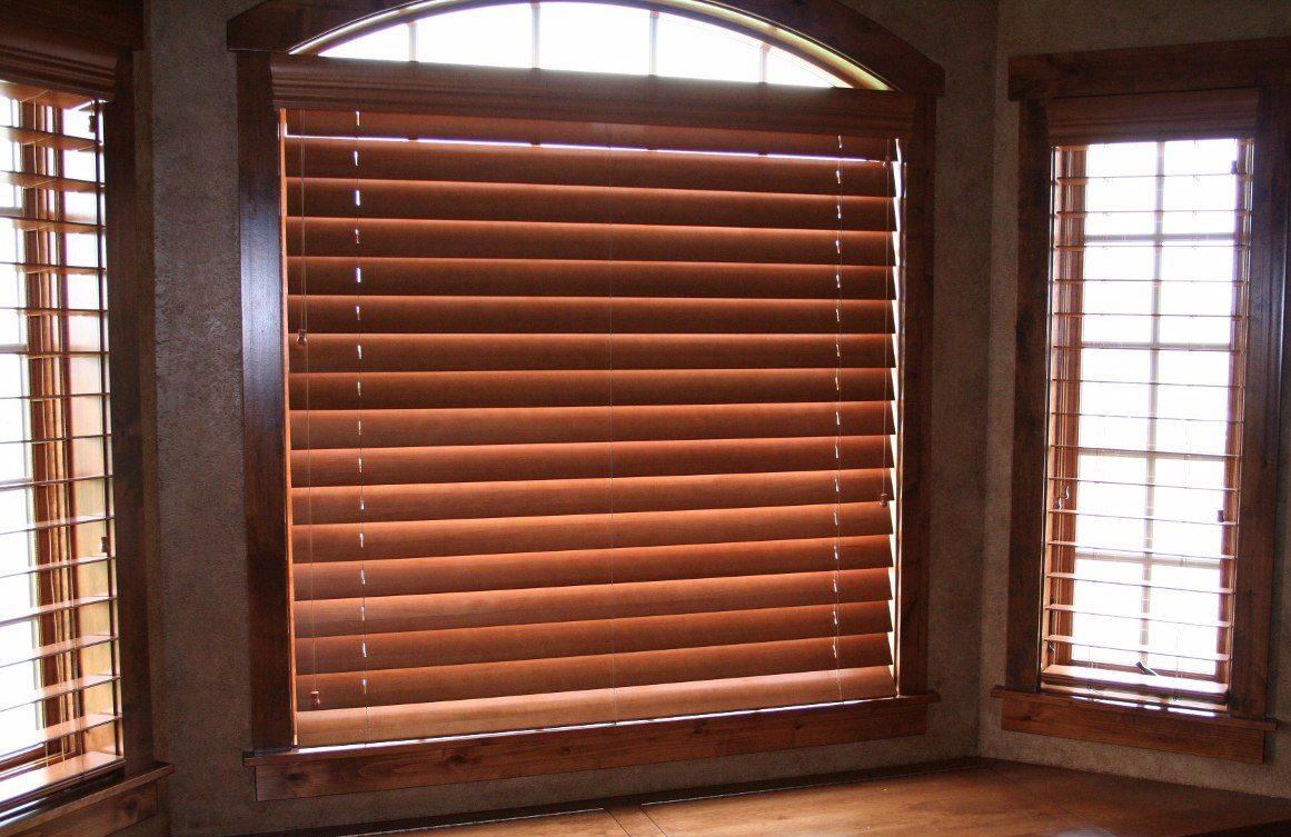 Como hacer cortinas con tablas estilo persianas modernas for Persianas madera
