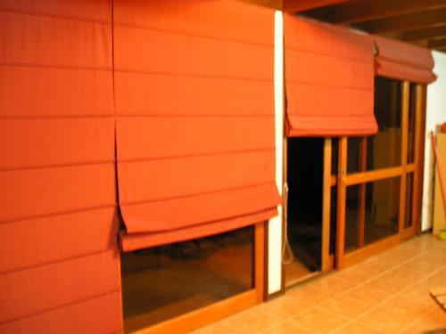 Como hacer cortinas enrollables - Como coser cortinas paso a paso ...