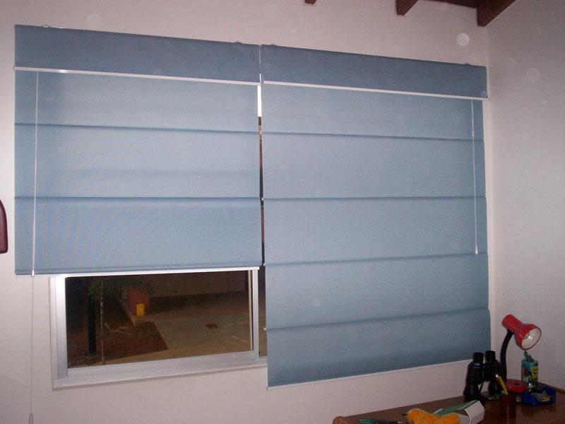 Como hacer cortinas enrollables sin ninguna costura - Como coser cortinas paso a paso ...