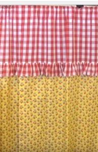 como hacer cortinas fáciles y económicas