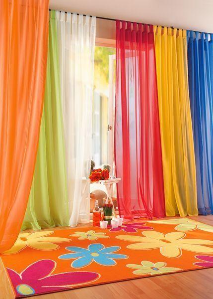 Como hacer cortinas para dormitorios de todo tipo rapidamente