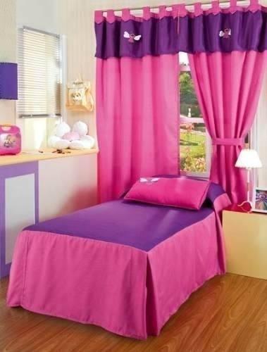 Como hacer cortinas para dormitorios de todo tipo rapidamente for Cortinas dormitorio modernas