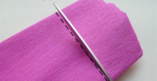 Como hacer cortinas para fiestas usando papel crepe - Como hacer unas cortinas paso a paso ...