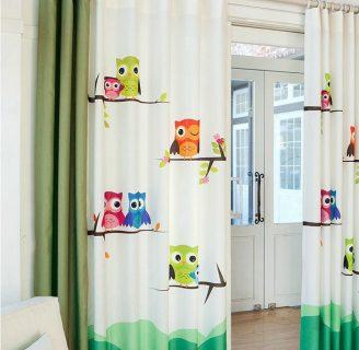 Como hacer cortinas para niños, de una manera  muy fácil y divertida
