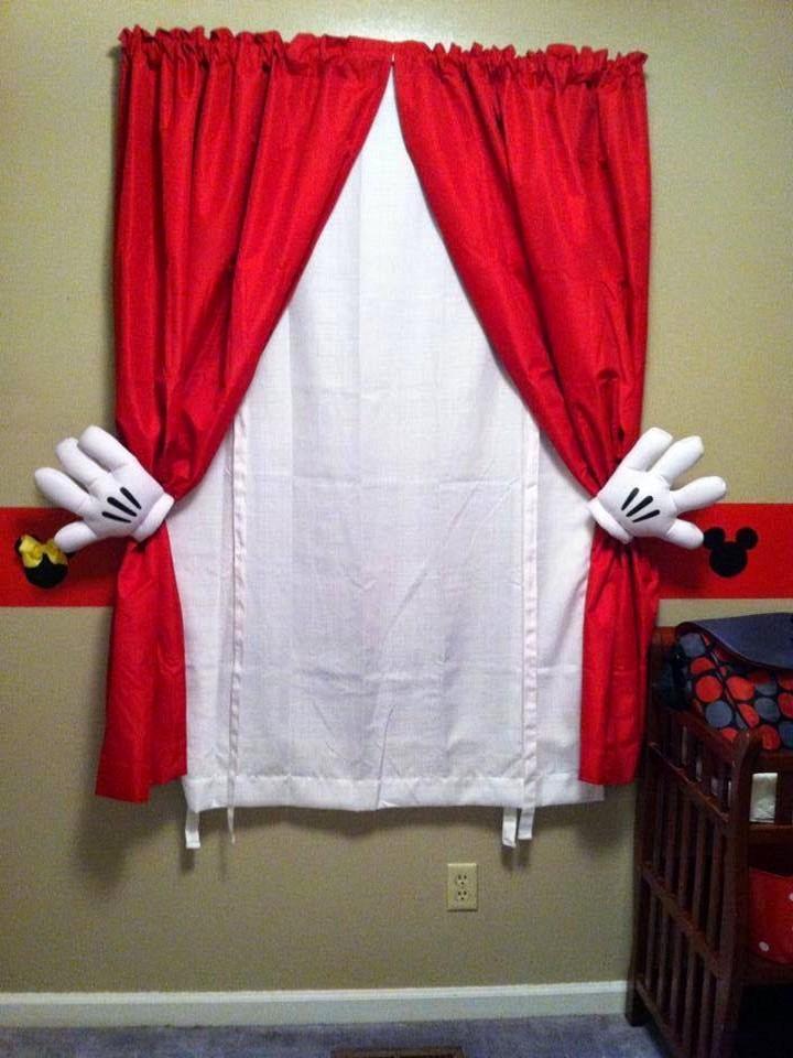 Como hacer cortinas para ni os de una menera muy f cil y for Como hacer una cortina para exterior