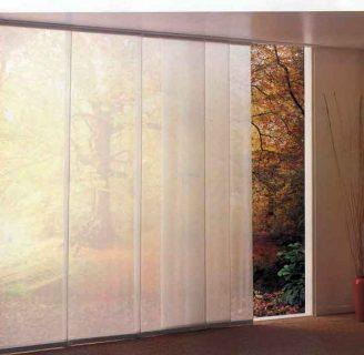 Como hacer cortinas para puertas, usando diferentes decoraciones