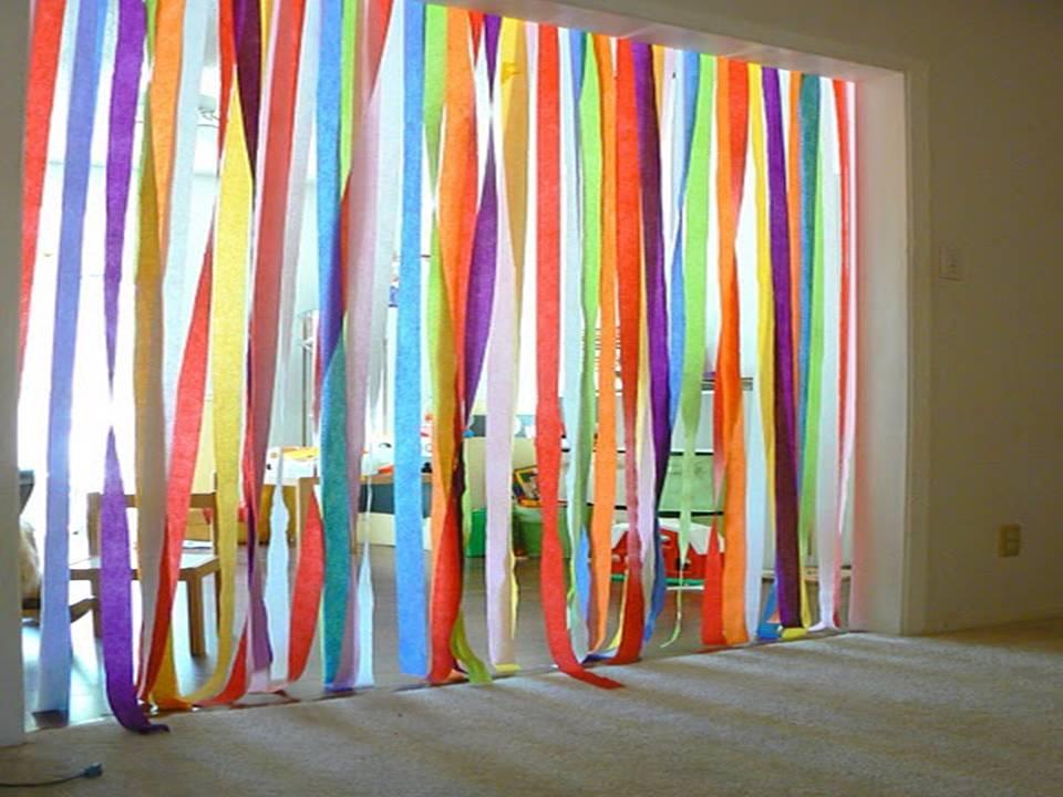 Como hacer cortinas para puertas muy faciles y divertidas for Ganchos para cortinas de madera