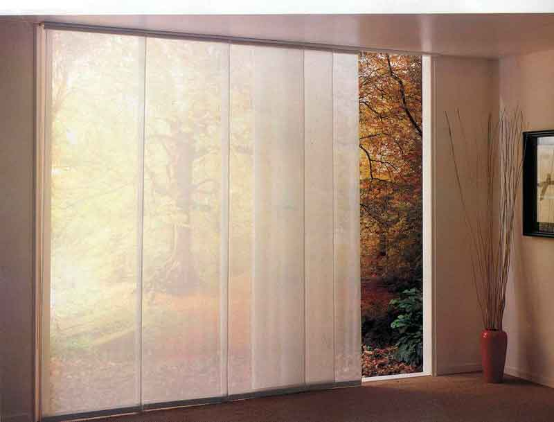 Como hacer cortinas para puertas muy faciles y divertidas for Laminas salon decoracion