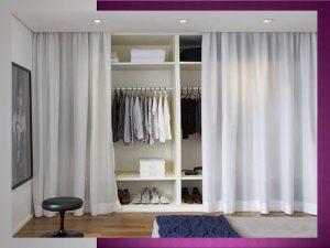 cortinas para puertas de forma sencilla