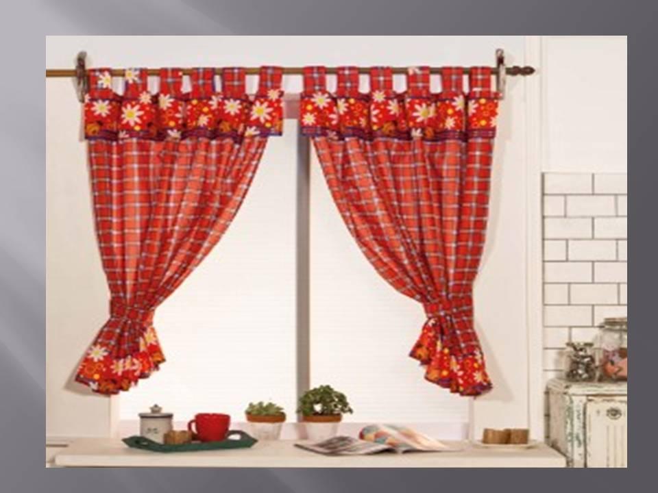 Como hacer visillos para ventanas de manera f cil for Ganchos para cortinas de tela
