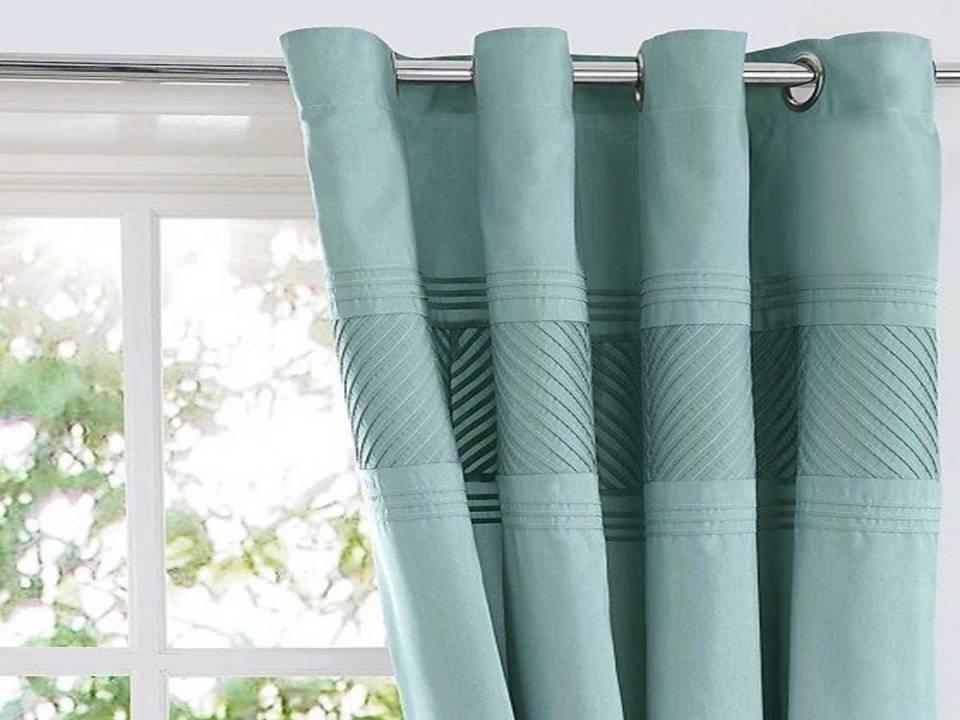Cortinas visillos para salon para conseguir recmaras for Como hacer cortinas para salon