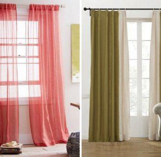 Como hacer cortinas paso a paso, fácil y rápido.