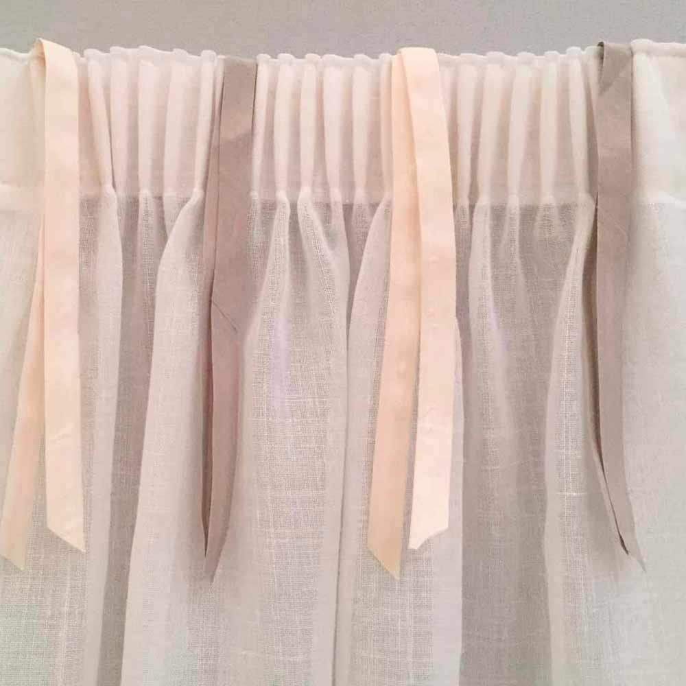 Como hacer cortinas plisadas con cinta fruncidora - Tela de cortina ...
