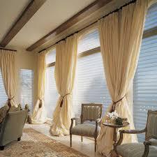 como hacer cortinas recogidas para ventanas y puertas