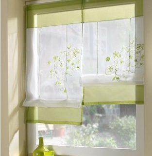Cómo hacer cortinas store, con un estilo muy moderno.