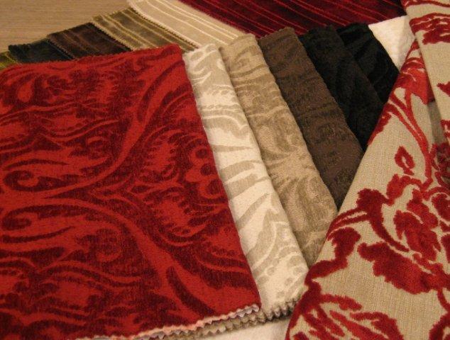 Como hacer cortinas t rmicas para la poca de invierno - Telas estampadas para cortinas ...