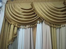 como hacer cortinas y cenefas 2
