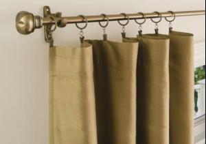 Como hacer cortinas con aros - Anillas de cortinas ...