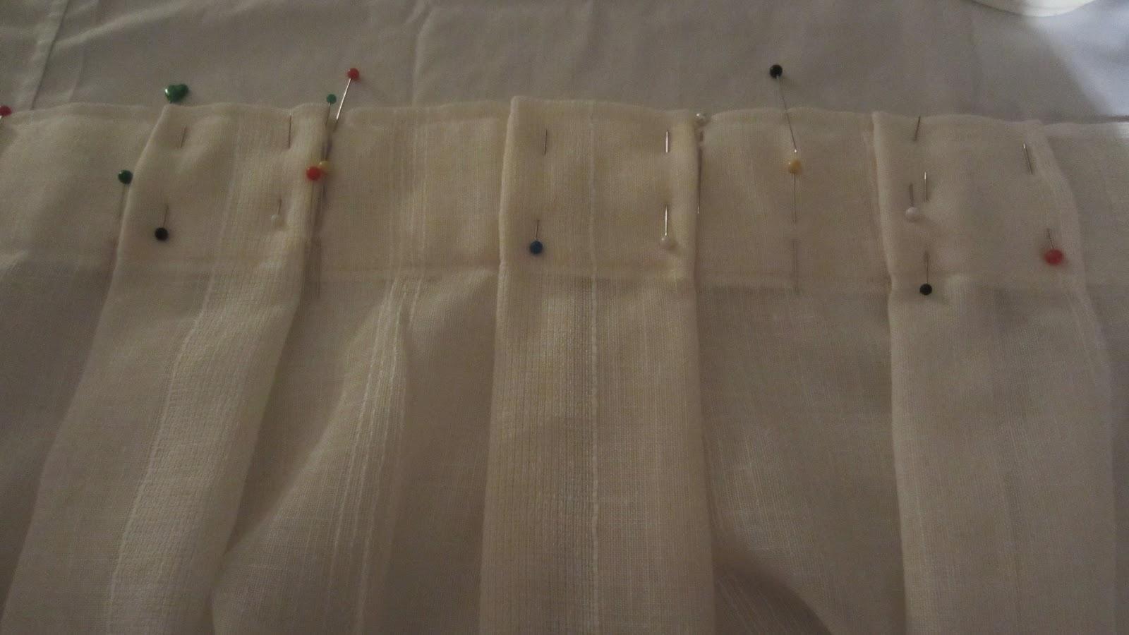 Como hacer unas cortinas de tablas - Tipos de cintas para cortinas ...