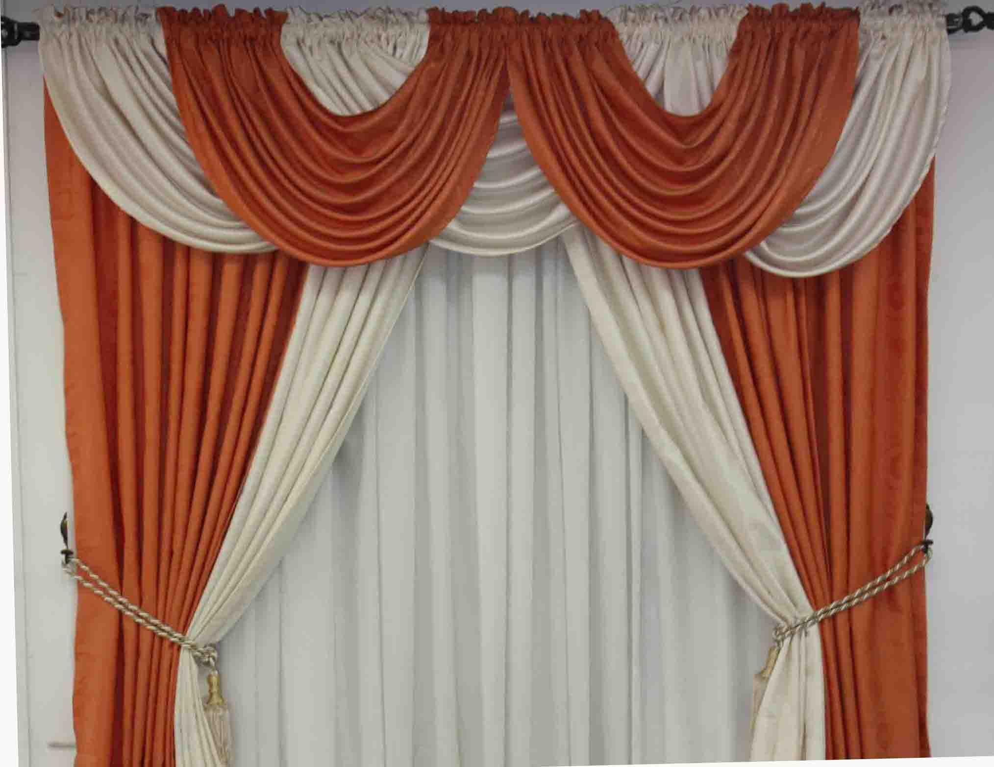 C mo hacer cenefas entrelazadas paso a paso y muy f cil for Ganchos para cortinas de tela