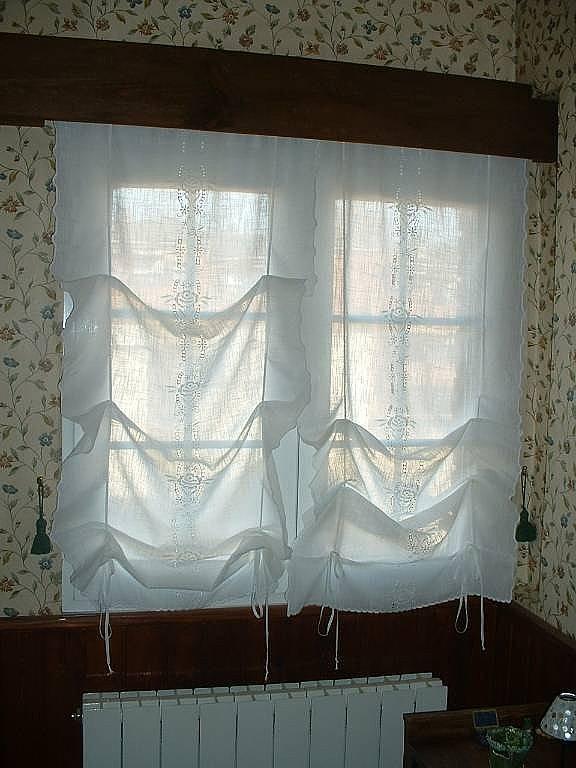 Como hacer cortinas de visillos con procedimientos sencillos - Como hacer visillos ...