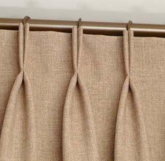 Como hacer cortinas de visillos, procedimiento sencillo