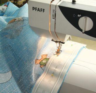Como hacer cortinas baratas, aprovechando cualquier material