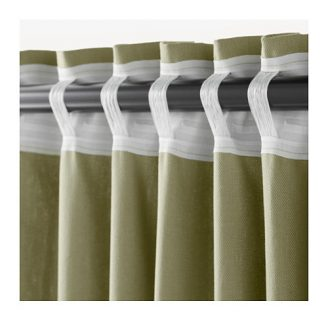 Argollas archives como hacer cortinas y cenefas for Cortinas con trabillas