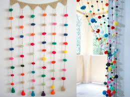 como hacer cortinas decorativas 1