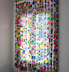 como hacer cortinas decorativas 6